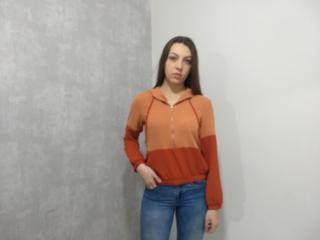 Jaqueta Feminina Alpelo 40000019 Telha Pottery - Tamanho Médio