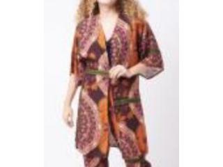 Kimono Feminino Mercatto 2837029  008 Estampado - Tamanho Médio
