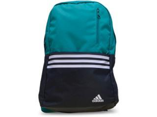 Mochila Masculina Adidas Aj9619 Versatile bp  3s Verde/preto - Tamanho Médio