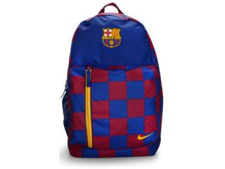 Mochila Unisex Nike Ba5524-457 fc Barcelona Stadium Azul/vermelho - Tamanho Médio