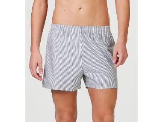 Pijama Masculina Hering Q8au Se01en Cinza - Tamanho Médio
