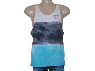 Regata Masculina Coca-cola Clothing 393200448 Marinho/azul - Tamanho Médio