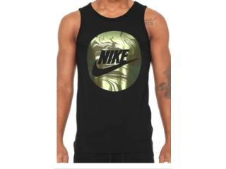 Regata Masculina Nike Ao5202-010 Sportswear Preto - Tamanho Médio