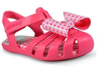 Sandália Fem Infantil Grendene 17468 90063 Zaxynina Docinho ii Pink - Tamanho Médio