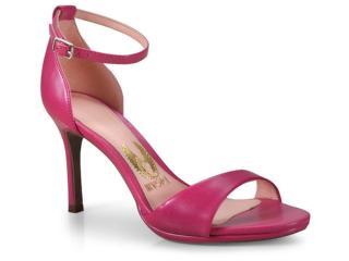 Sandália Feminina Invoice 508.7826c Pink - Tamanho Médio