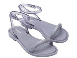 Sandália Feminina Melissa 32942 53839 Wave Sandal Lilas - Tamanho Médio