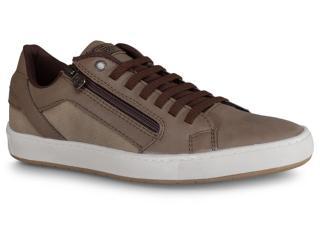 Sapatênis Masculino Ped Shoes 14041-e Rato Kit Cinto+meia - Tamanho Médio