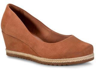 Sapato Feminino Bebêcê5814558 Avelã - Tamanho Médio