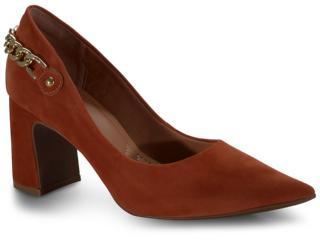 Sapato Feminino Bebêcê7018141 Terracota - Tamanho Médio
