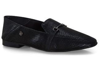 Sapato Feminino Bottero 328203 Preto - Tamanho Médio