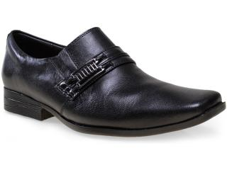 Sapato Masculino Calvest 1990b599 Kit Preto - Tamanho Médio