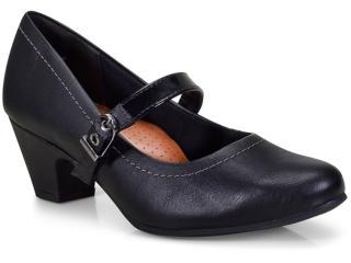Sapato Feminino Campesi L6134 Preto - Tamanho Médio