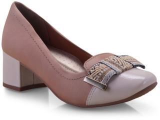 Sapato Feminino Campesi L6541 Aveia - Tamanho Médio