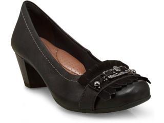 Sapato Feminino Campesi L5701 Preto - Tamanho Médio