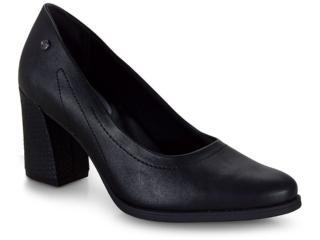 Sapato Feminino Comfortflex 20-78301 Preto - Tamanho Médio