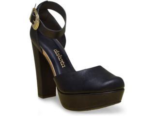 Sapato Feminino Dakota 7791 Preto - Tamanho Médio