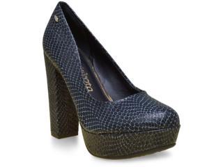 Sapato Feminino Dakota 8041 Preto - Tamanho Médio