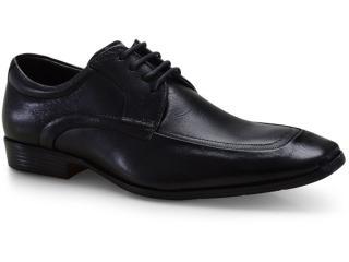 Sapato Masculino Democrata 224102-001 Preto - Tamanho Médio