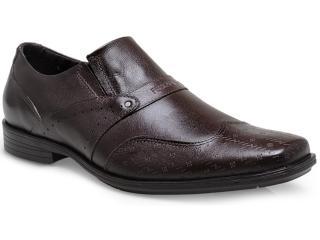 Sapato Masculino Ferracini 6242 m2 Café Claro - Tamanho Médio