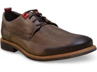 Sapato Masculino Ferracini 5365-1291n Rust Taupe - Tamanho Médio
