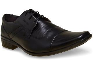 Sapato Masculino Ferracini 4360-223r Preto - Tamanho Médio
