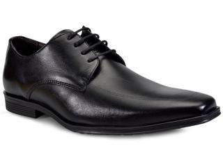 Sapato Masculino Ferracini 2816-506g Preto - Tamanho Médio