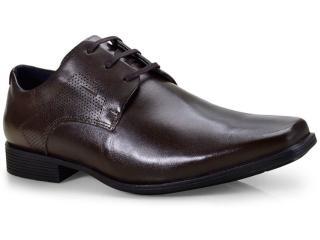 Sapato Masculino Ferracini 5465-500h Café - Tamanho Médio