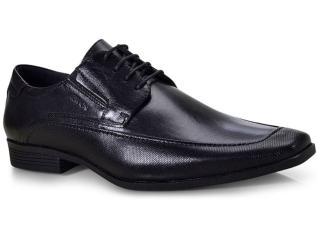 Sapato Masculino Ferracini 4058-281g Preto - Tamanho Médio