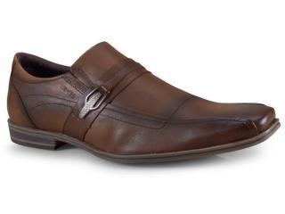 Sapato Masculino Ferracini 6048-273l Conhaque - Tamanho Médio