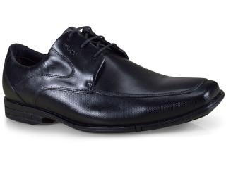 Sapato Masculino Ferracini 3707-220g Preto - Tamanho Médio