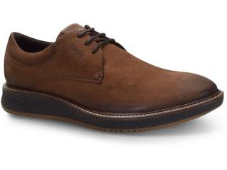 Sapato Masculino Ferracini 3301-586h Chocolate - Tamanho Médio