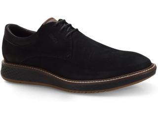 Sapato Masculino Ferracini 3301-586g Preto - Tamanho Médio