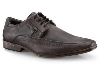 Sapato Masculino Ferracini 3041-281j Chocolate - Tamanho Médio