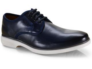 Sapato Masculino Ferracini 6741-582i Marinho - Tamanho Médio