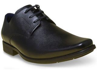 Sapato Masculino Ferracini 5465-500g Preto - Tamanho Médio