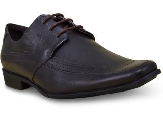 Sapato Masculino Ferracini 5061-223h Chocolate - Tamanho Médio