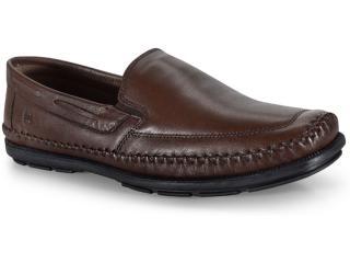 Sapato Masculino Ferricelli Ib14915 Brow - Tamanho Médio