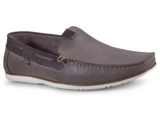 Sapato Masculino Free Way Cassis  Wax Moro - Tamanho Médio