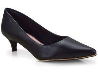 Sapato Feminino Invoice 202.2210 Preto - Tamanho Médio