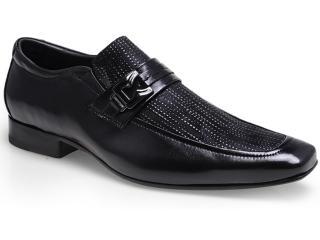 Sapato Masculino Jota pe 13806 Preto - Tamanho Médio