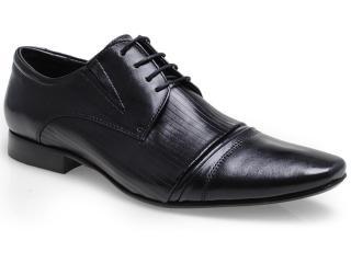 Sapato Masculino Jota pe 11521 Preto - Tamanho Médio