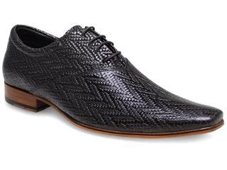 Sapato Masculino Jota pe 14409 Café - Tamanho Médio