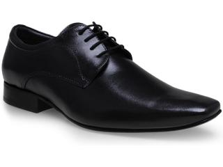 Sapato Masculino Jota pe 13885 Preto - Tamanho Médio