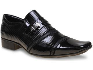 Sapato Masculino Jota pe 16410  Preto - Tamanho Médio