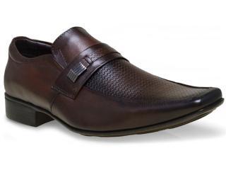 Sapato Masculino Jota pe 20030 Brown - Tamanho Médio