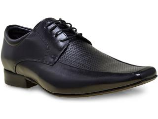 Sapato Masculino Jota pe 20015 Preto - Tamanho Médio