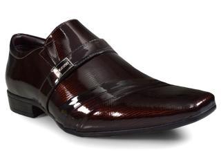 Sapato Masculino Jota pe 30224 Café - Tamanho Médio