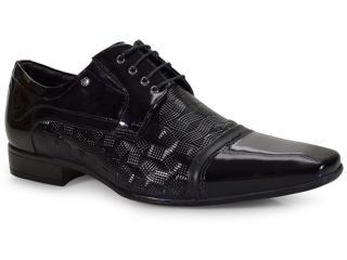 Sapato Masculino Jota pe 31116 Preto - Tamanho Médio