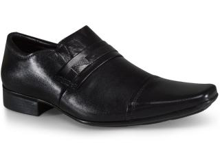 Sapato Masculino Jota pe 77601 Preto - Tamanho Médio
