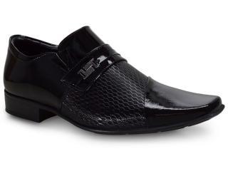 Sapato Masculino Jota pe 77715/1 Preto - Tamanho Médio